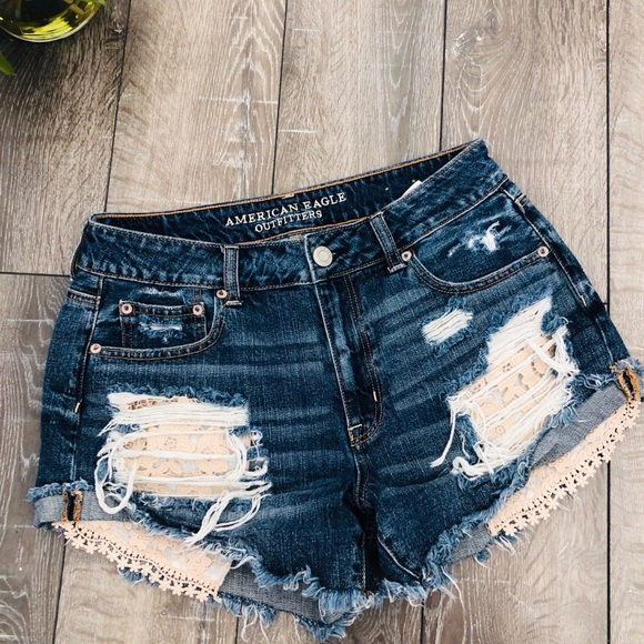 American Eagle Outfitters Pants - SOLD ‼️American Eagle Jean Shorts